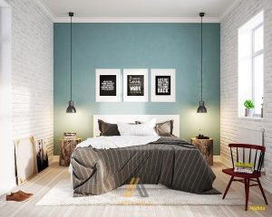 light-blue-scandinavian-bedroom-design